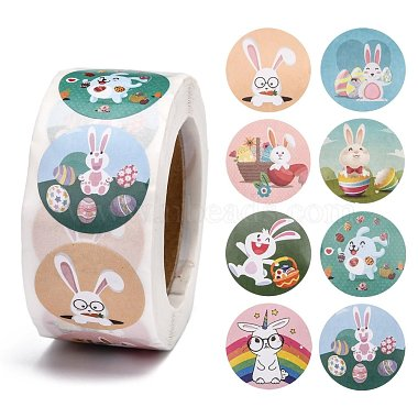 Easter Stickers(DIY-P008-D02)-1