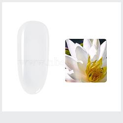 7 гель для ногтей, для дизайна ногтей, белый, 3.2x2x7.1 см; содержание нетто: 7 мл(MRMJ-Q053-003)