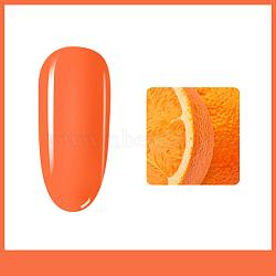 7 гель для ногтей, для дизайна ногтей, darkorange, 3.2x2x7.1 см; содержание нетто: 7 мл(MRMJ-Q053-006)