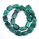 Synthetic Malachite Beads Strands(G-T121-11)-2