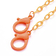 Personalized ABS Plastic Cable Chain Necklaces(NJEW-JN03310-01)-2
