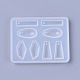 Pendant Silicone Molds(X-DIY-L014-17)-1