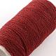 402 Polyester Sewing Thread Cords for Cloth or DIY Craft(OCOR-R028-B03)-4