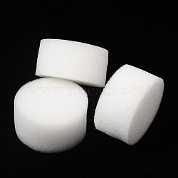 Колонка губка коврик, белые, 56x30 мм(ODIS-X0001-02)