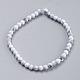 Natural Howlite Beads Strands(X-TURQ-G091-4mm)-2