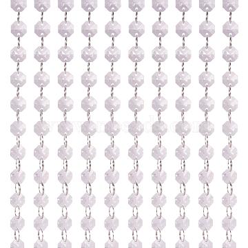 Clear Acrylic Handmade Chains Chain