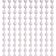 Acrylic Beaded Chains(PH-CH-WH0001-01P)-1