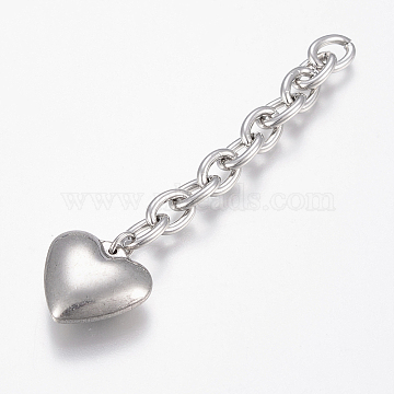 Stainless Steel Color Stainless Steel Chain Extender