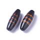 Tibetan Style dZi Beads(G-I233-A07)-2