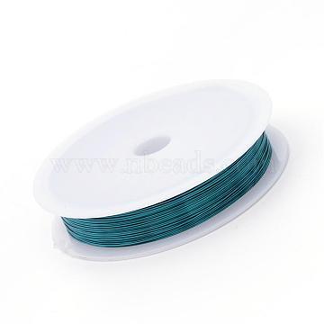 1mm SteelBlue Copper Wire