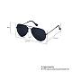 Trendy Women Sunglasses(SG-BB22124-5)-1