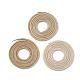 Handmade Reed Cane/Rattan Woven Beads(WOVE-Q077-01)-1