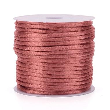 2mm IndianRed Nylon Thread & Cord