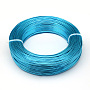 6mm Dodger Blue Aluminum Wire(AW-S001-6.0mm-16)