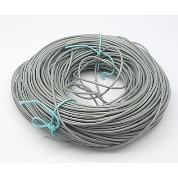 1.5mm Gray Cowhide Thread & Cord