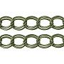 Iron Double Link Chains Chain(X-CHD005Y-AB)