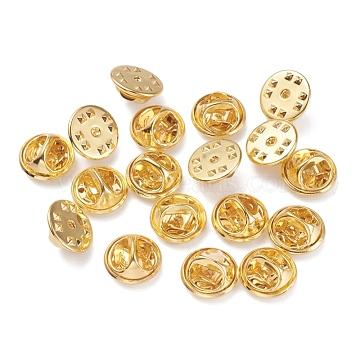 Golden Brass Findings
