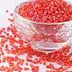 11/0 Two Cut Glass Seed Beads(CSDB165)-1