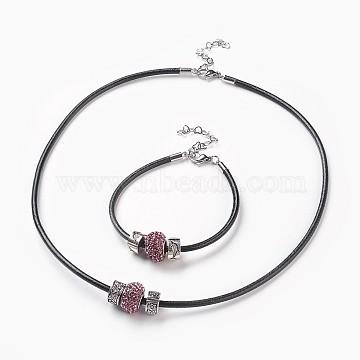 Resin Bracelets & Necklaces