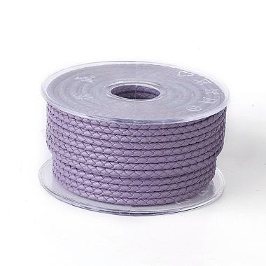 3mm Lilac Cowhide Thread & Cord