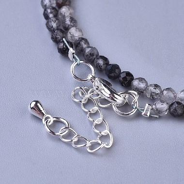 Natural Rutilated Quartz Beaded Necklaces(NJEW-K114-A-A05)-3
