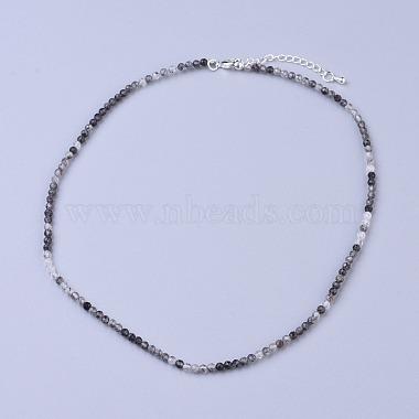 Rutilated Quartz Necklaces