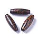 Tibetan Style dZi Beads(G-I233-A05)-1