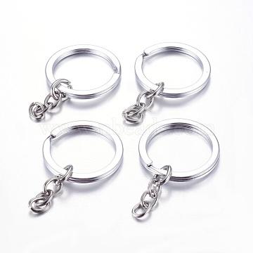Platinum Ring Alloy Clasps