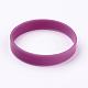 Silicone Wristbands Bracelets(BJEW-J176-06)-2