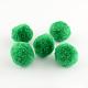 Round Wool Pom Pom Ball Beads(X-AJEW-S006-3mm-13)-1