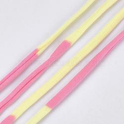Cordons polyester, colorées, 20~25 mm; 28.5~30 m / rouleau(OCOR-S122-03R)