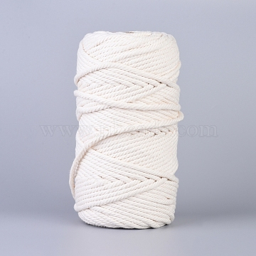 5mm OldLace Cotton Thread & Cord