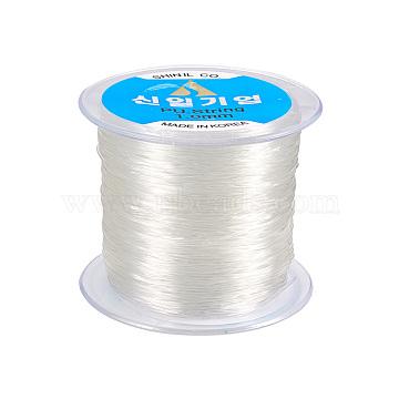 1mm Clear Elastic Fibre Thread & Cord