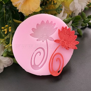 Mixed Color Flower Silicone