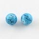 Drawbench Glass Beads Strands(X-GLAD-S074-8mm-B78)-1