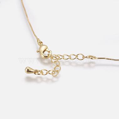 Brass Pendant Necklaces(NJEW-I105-06G)-4