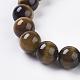 Natural Tiger Eye Beads Strands(G-G099-8mm-5)-3
