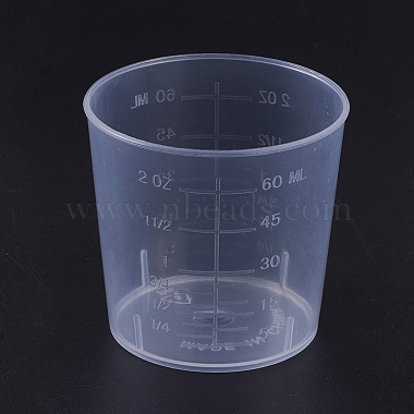 Clear Plastic Measuring Cups