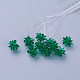 Glass Woven Beads(EGLA-L014-21O)-1