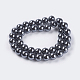 Non-Magnetic Synthetic Hematite Beads(G-H1070-1)-2