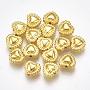 Heart Plastic Beads(X-CCB-S160-222)