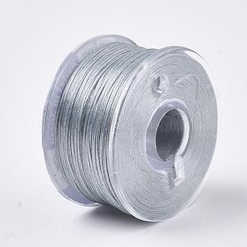 0.1mm DarkGray Polyester Thread & Cord