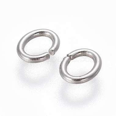 304 Stainless Steel Jump Rings(X-STAS-I101-62P)-2