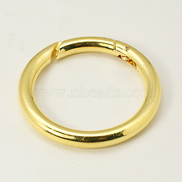 Golden Ring Alloy Clasps