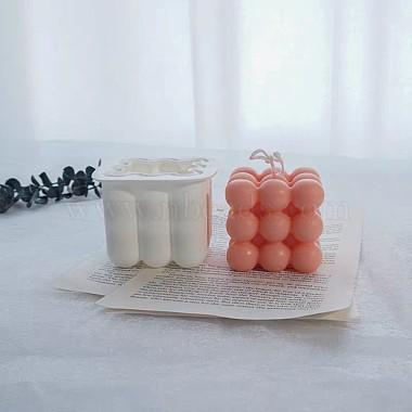 DIY Bubble Cube Candle Molds(DIY-I035-04)-1
