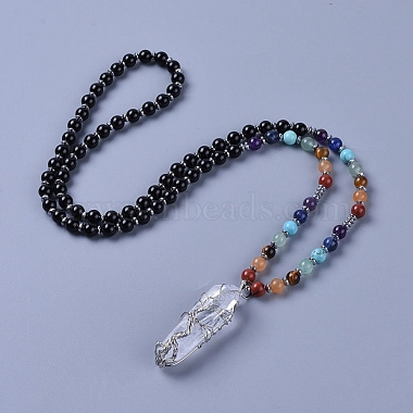 Obsidian Necklaces