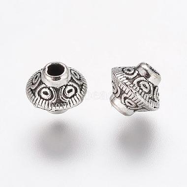 Tibetan Style Alloy Beads(X-TIBEB-5981-LF-2)-2