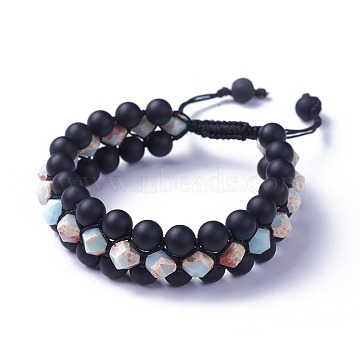 Aqua Terra Jasper Bracelets