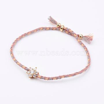 Clear Nylon Bracelets