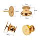 Brass Brooch Base Settings(KK-BC0005-03G)-3